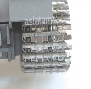 Taigen metal 'Ostkette' tracks for Panzer III and Panzer IV 1/16 scale